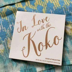 Kylie X Koko lip kit